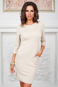 Платье с карманами Angela Ricci