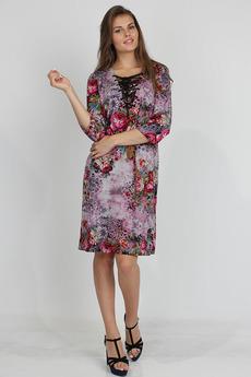 Платье со шнуровкой Bast со скидкой